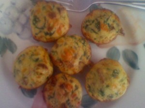 Breakfast.Brunch Muffins - Turkey Sausage Cornbread Muffins