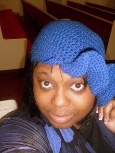 BridgeKnits™ Crochet  Hat© Style: Classy©