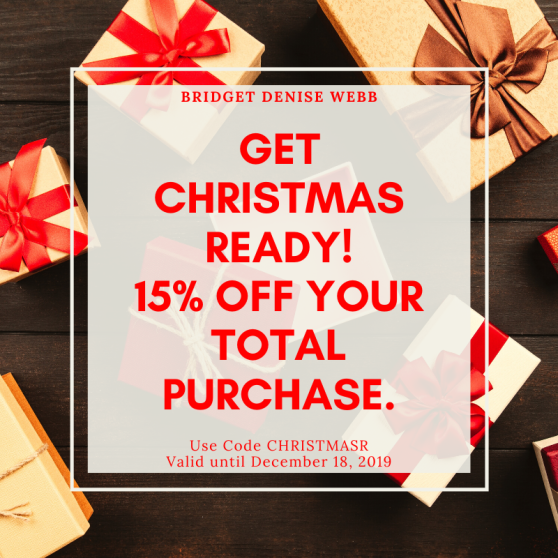 BDW Get Christmas Ready 15%