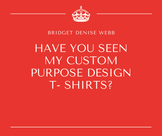 Have you seen my custom purpose design
